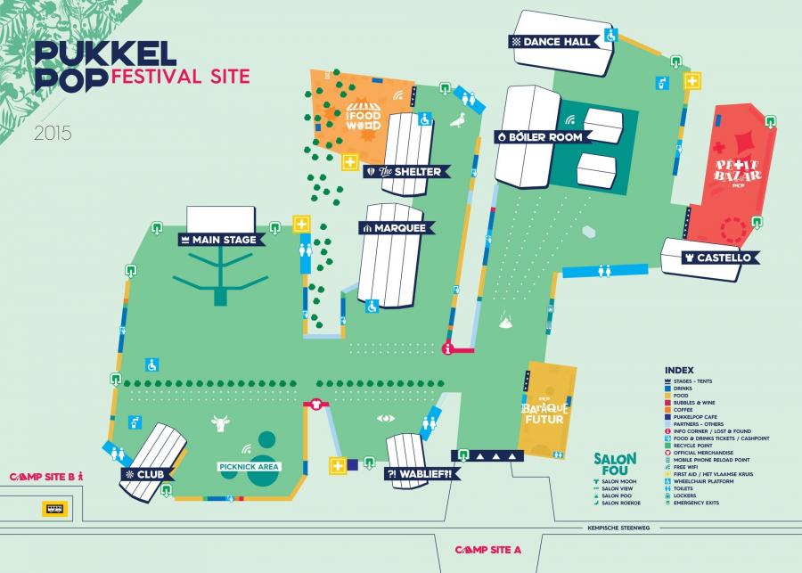 Pukkelpop: Pukkelpop Festival 2015 - 20/08