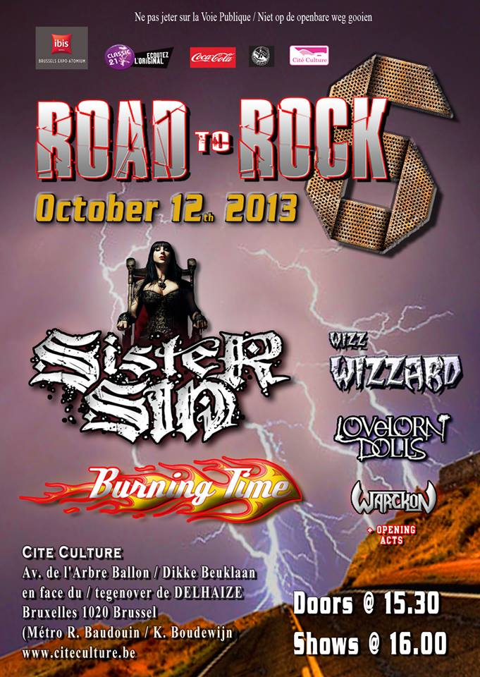Road To Rock Festival 2013