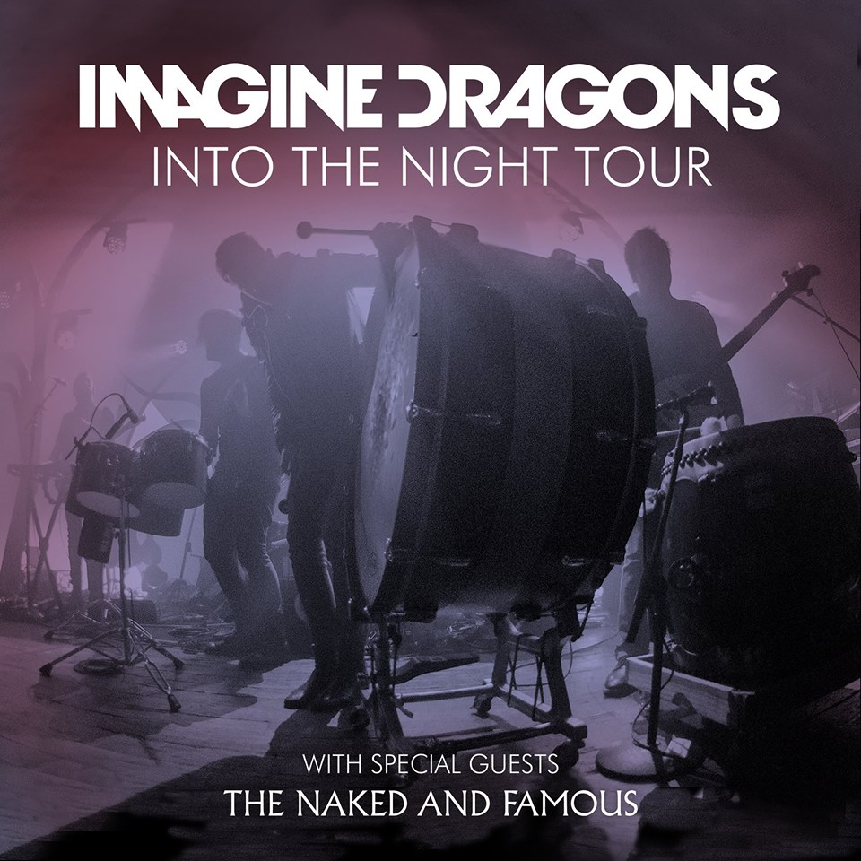 Into The Night Tour 2014