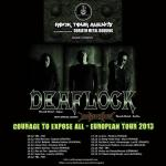 Deaflock European Tour