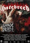 Hatebreed + Napalm Death