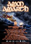 Amon Amarth Tour 2014