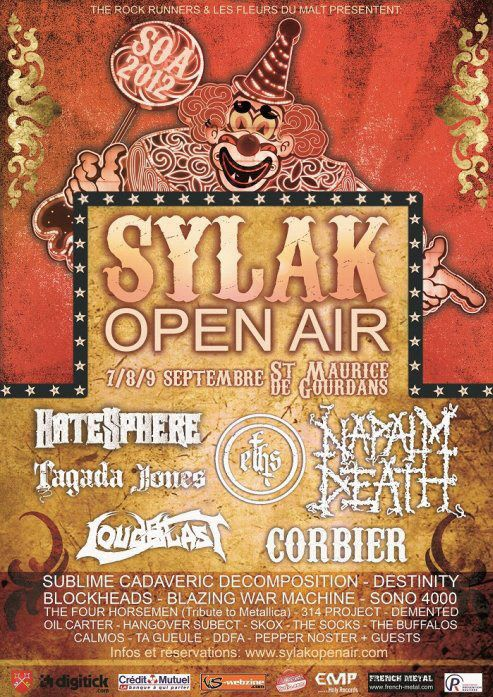 Sylak Open Air 2012