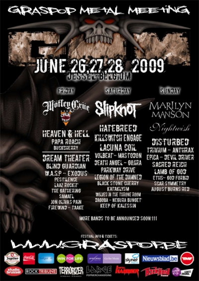 Graspop Metal Meeting 2009
