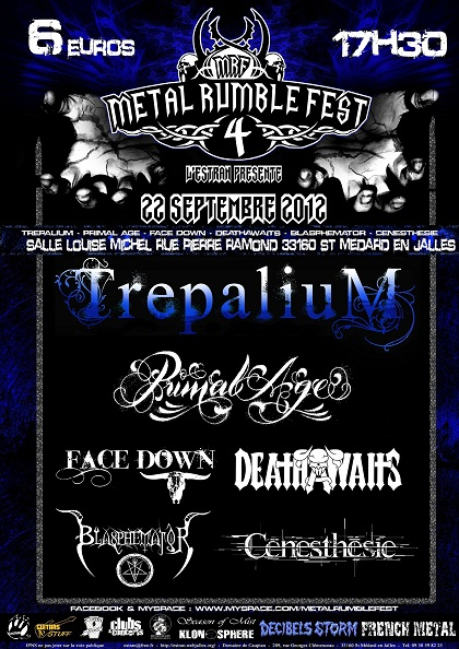 Metal Rumble Fest IV