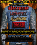 Mennecy Metal Fest 2013