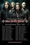 Machine Head Tour 2015