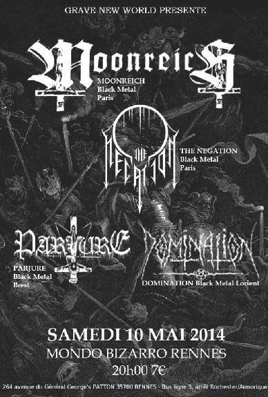 salle concert metal paris