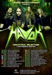 Havok Latin America Tour
