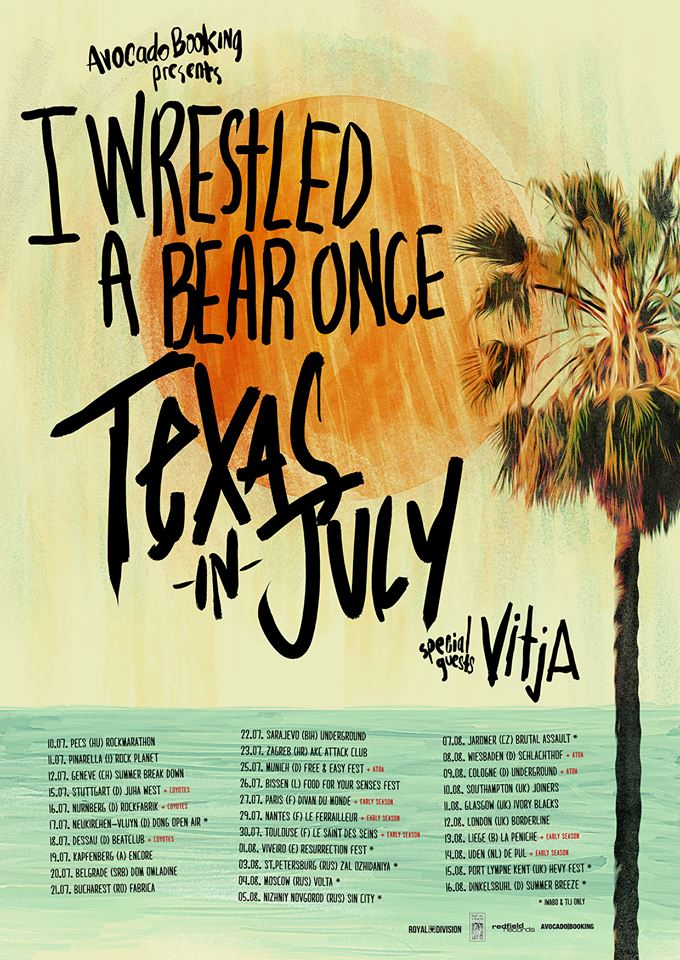 IWABO +Texas In July +Vitja