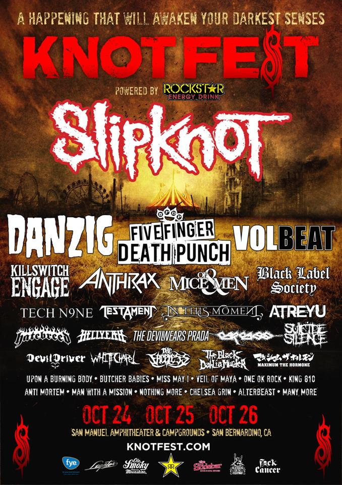 Knotfest 2014