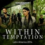 Within Temptation Tour 2014
