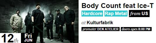 Body Count feat Ice-T