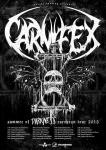 Carnifex European Tour 2015