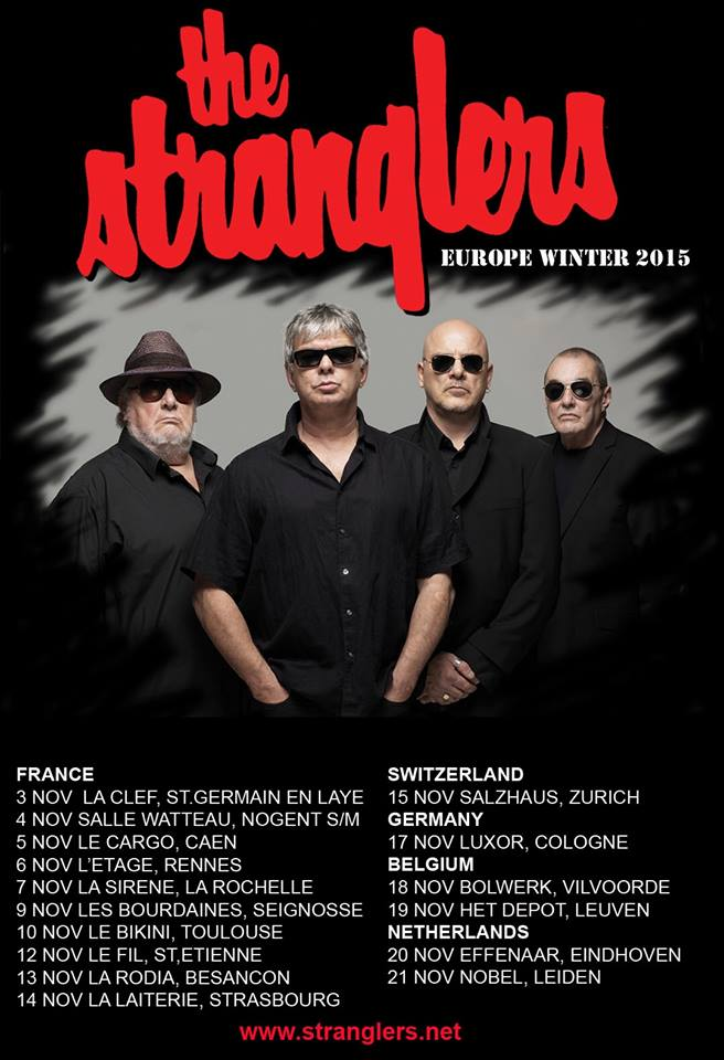 The Stranglers - Tour 2015