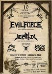 Evil Force 10 years of Evil