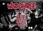 War Charge  Asian Tour 2015