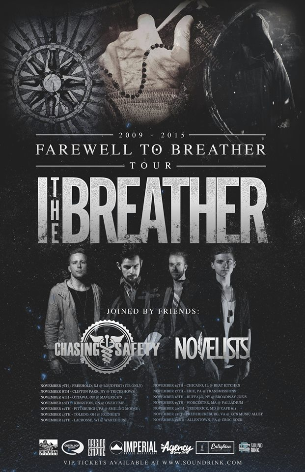 I The Breather - Tour 2015
