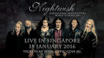 Nightwish @ Singapore 2016