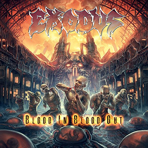 Exodus - Latin Tour 2016