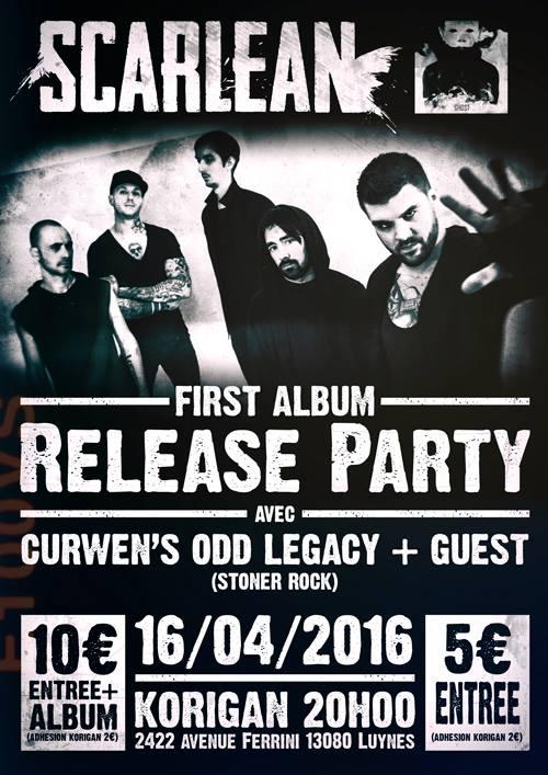 Curwen's Odd Legacy @ Luynes