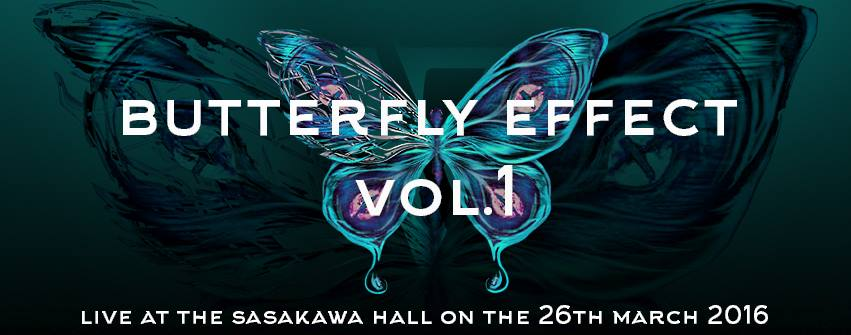 Butterfly Effect Vol.1