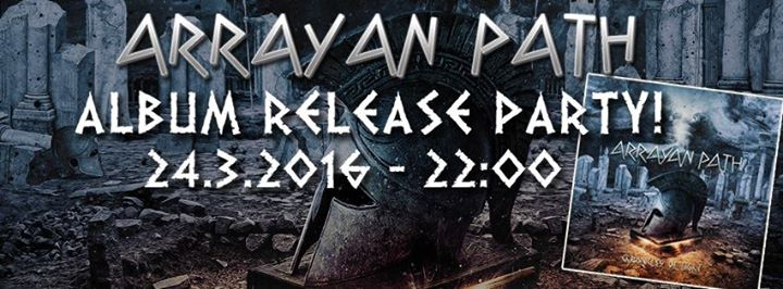 Arrayan Path Release Party
