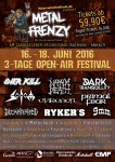 Metal Frenzy Open Air 2016