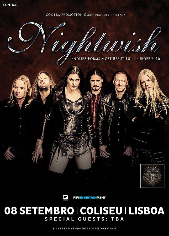 Nightwish Tour 2016