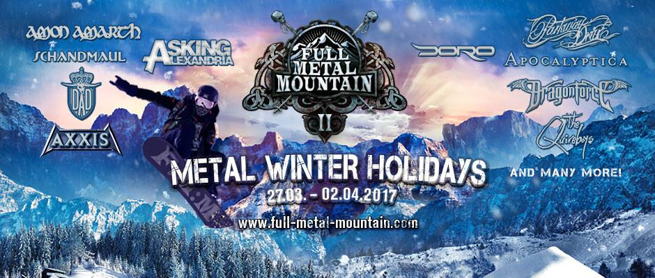 Full Metal Mountain 2017