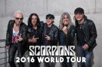 Scorpions World Tour 2016