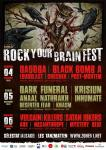 Rock Your Brain Fest 2016
