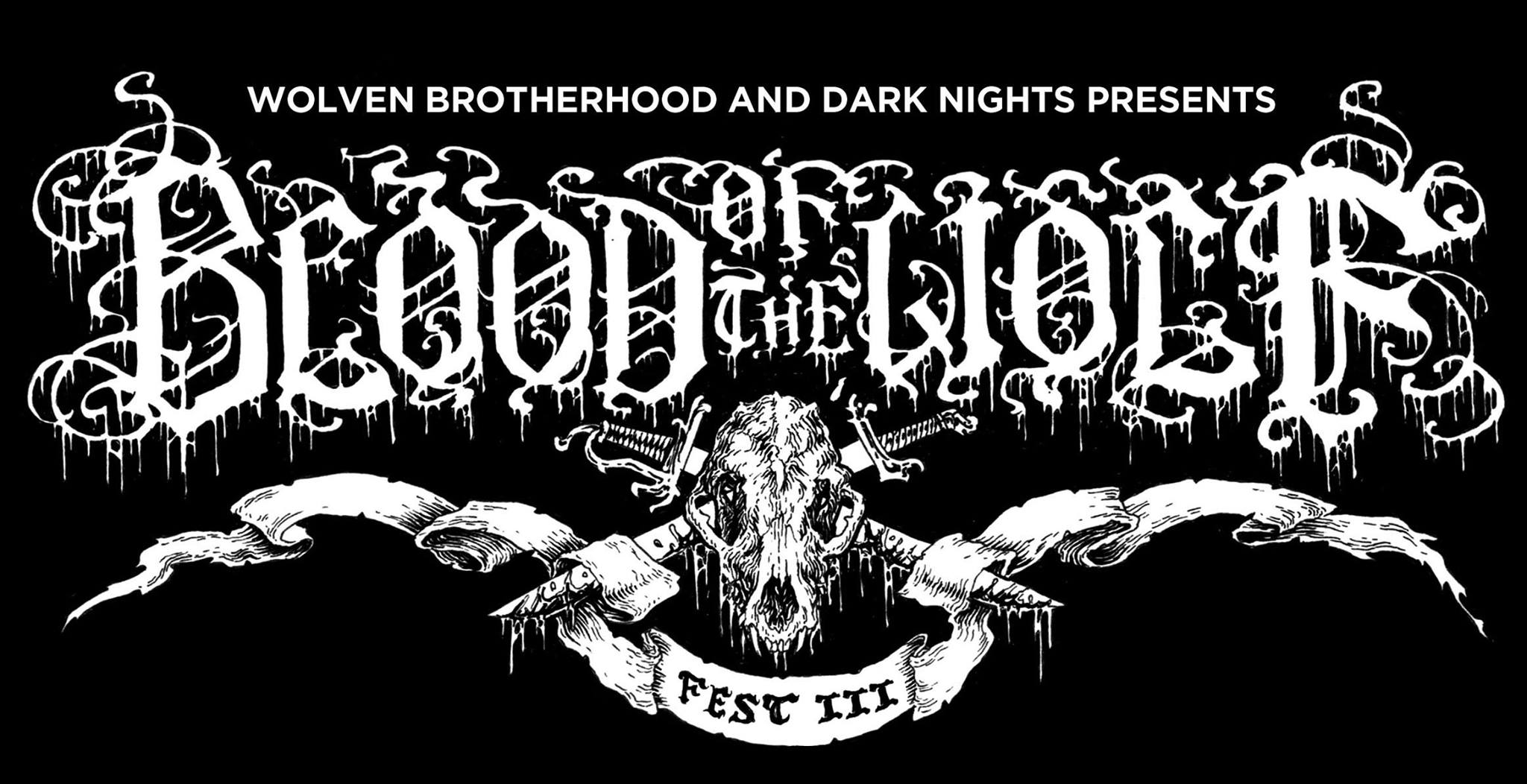 Blood of the Wolf Fest III
