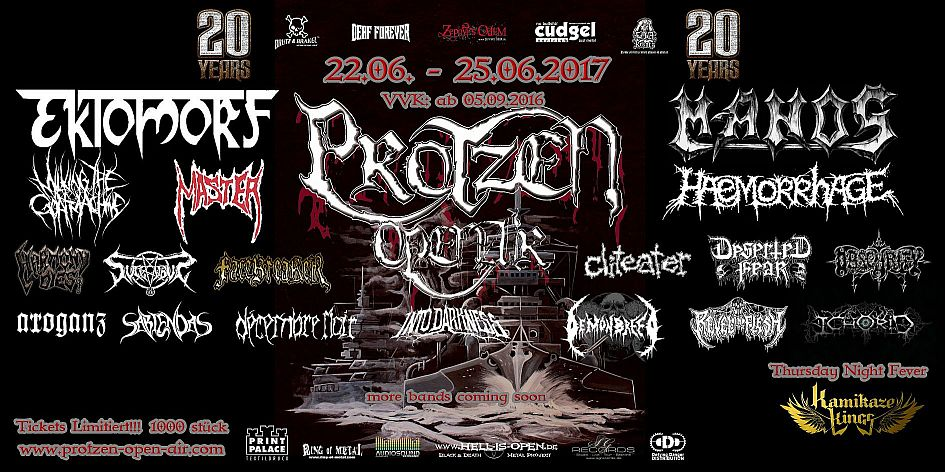 Protzen Open Air