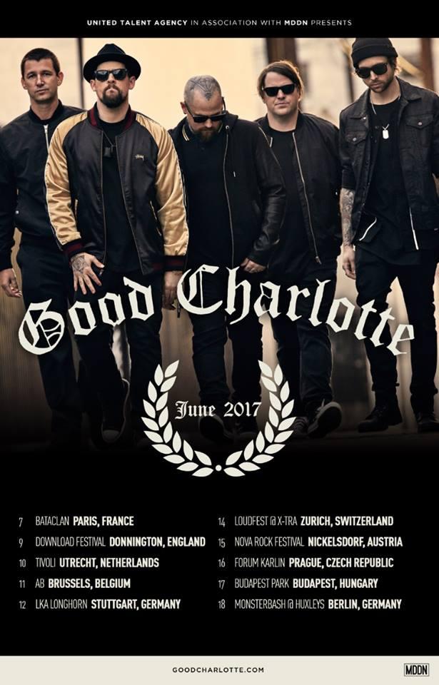 good-charlotte-concert-bataclan-2017