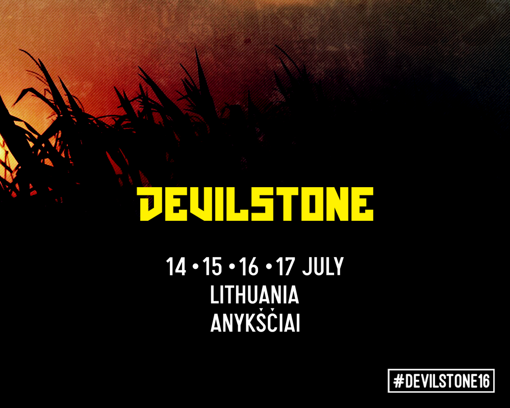 Devilstone Open Air 2016