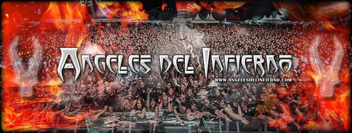 Angeles Del Infierno - Tour