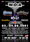 Wacken Open Air 2001