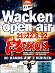 Wacken Open Air 1992