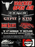 Wacken Open Air 1991