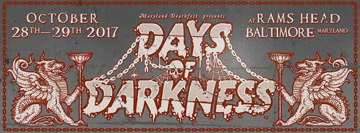Days of Darkness Festival