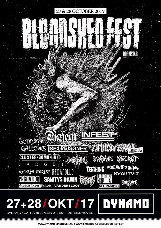Bloodshed Festival 2017