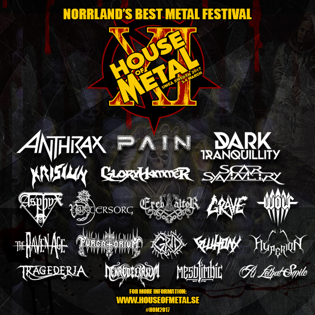 House of Metal 2017