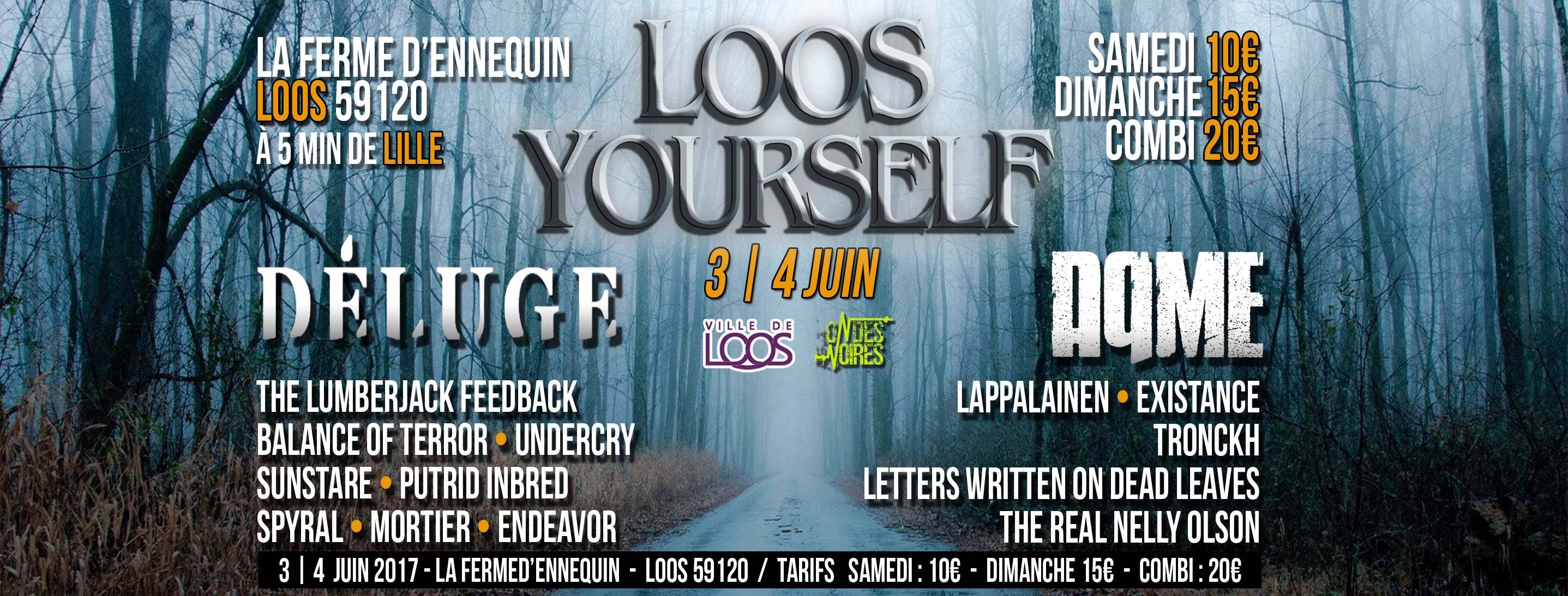 Festival Loos Yourself