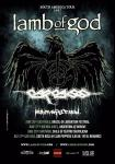 Lamb of God - Tour 2017