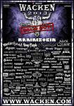 Wacken Open Air 2013