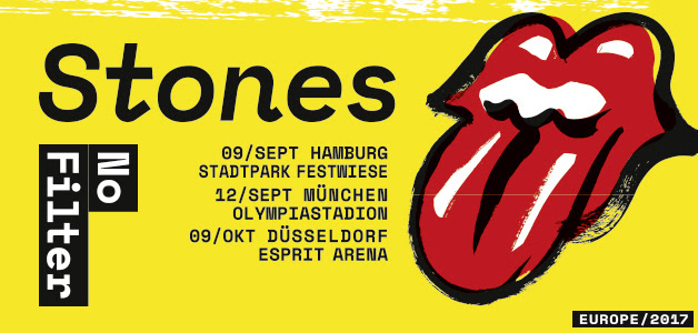 The Rolling Stones Tour 2017