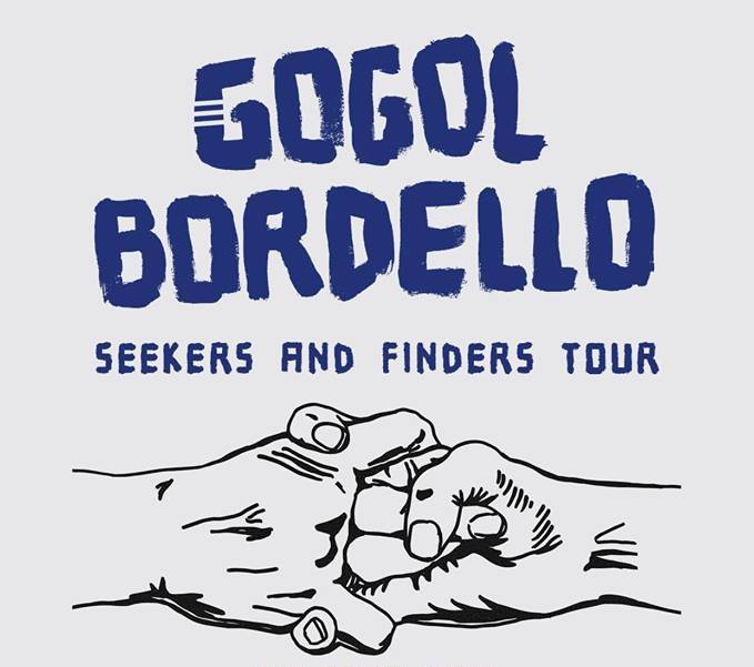 Gogol Bordello - Tour 2017