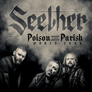 Seether - Tour 2017