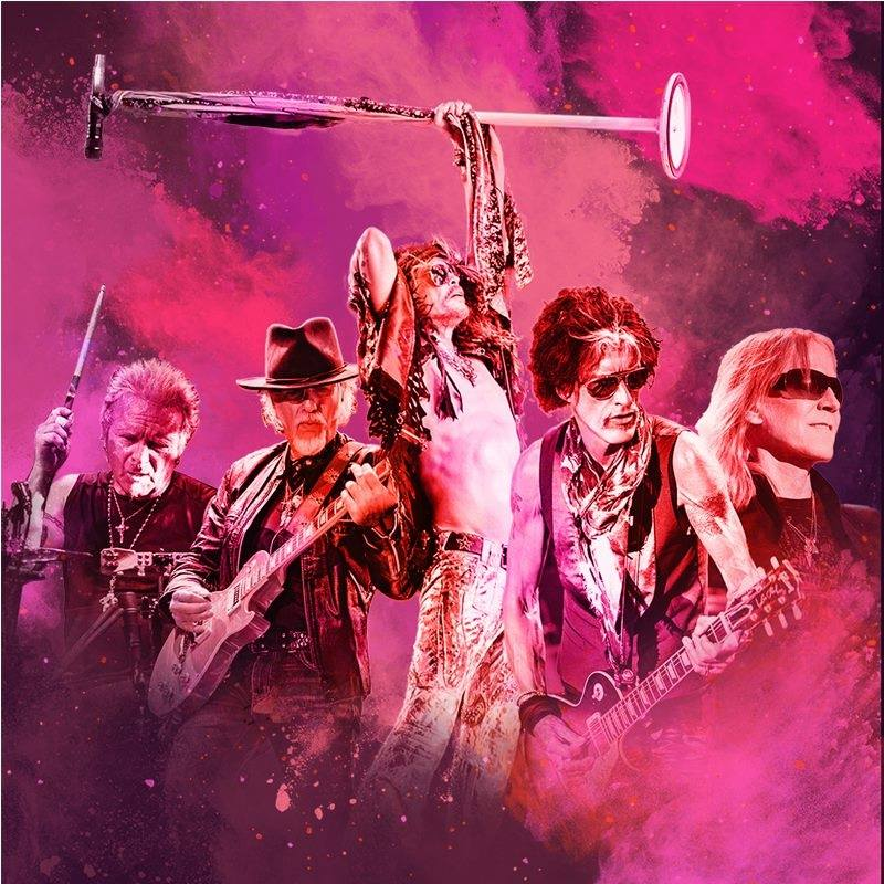 Aerosmith - Tour 2017